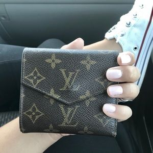 Vintage Louis Vuitton Wallet unisex